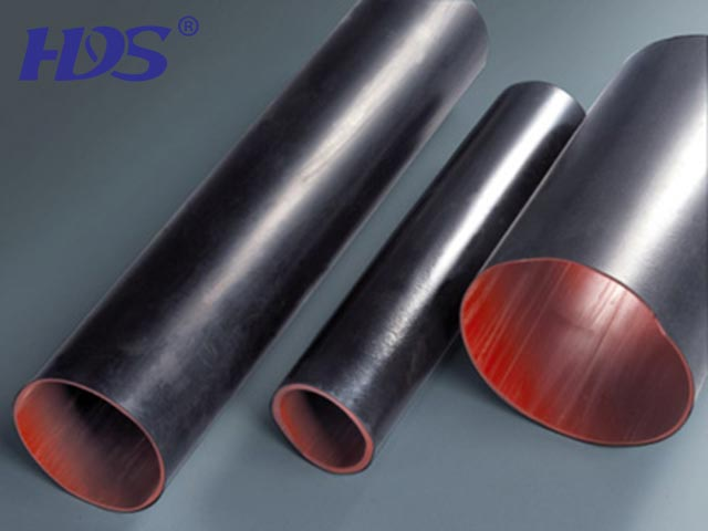 Heat Shrinkable Compound Double Wall Pipe