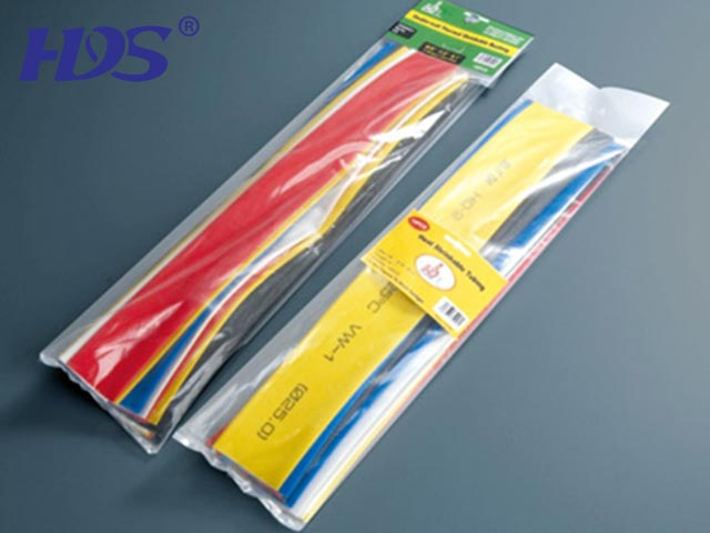 Heat Shrinkable Tubes Mixed Package Series