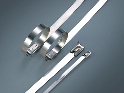 Stainless Steel Cable Tie-Ball Lock Type